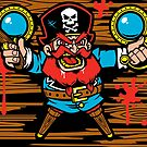 Captain Redbeard by harebrained