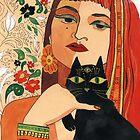 Cleopatra  by vinainna