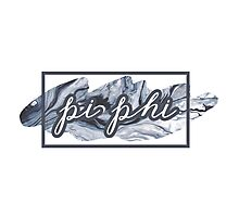 Pi Phi Photographic Print