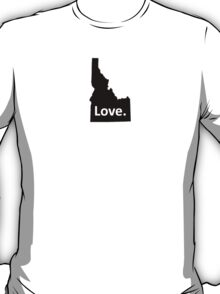 Idaho love T-Shirt
