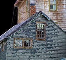 digitally altered wakefield ri 3 by Maureen Zaharie