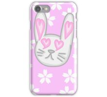Kawaii Bunny  iPhone Case/Skin