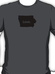 Iowa Love T-Shirt