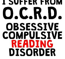 Obsessive Compulsive Reading Disorder by kwg2200