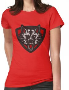 Classic Evil Nation Womens Fitted T-Shirt