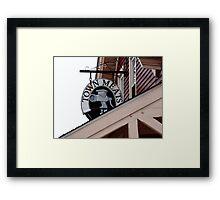 wakefield rhode island 8 Framed Print