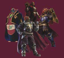 Ganondorf 4 Ever by klonoa95