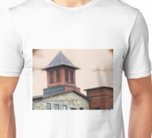 digitally altered wakefield ri 4 Unisex T-Shirt