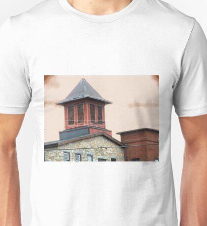 digitally altered wakefield ri 4 Unisex T-Shirt