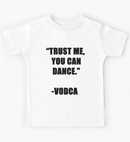 Vodca Dance Kids Tee