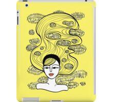 Lemon Grass iPad Case/Skin