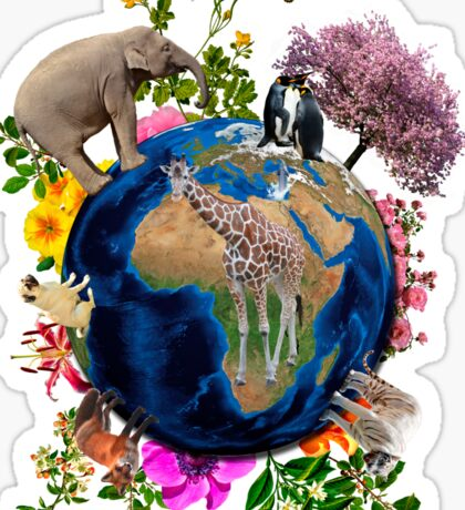 NATURE  Sticker