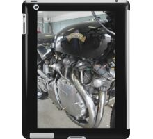 Motorbike, Vincent iPad Case/Skin