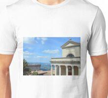 San Marino important historical buildings Unisex T-Shirt