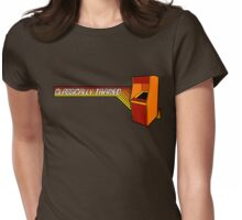Classically Trained Video Gamer Womens Fitted T-Shirt