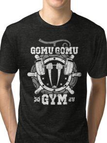 GOMU GOMU GYM Tri-blend T-Shirt