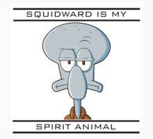 Squidward is my Spirit Animal T-Shirt