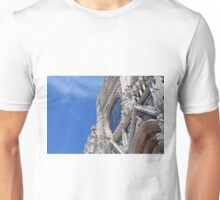 Details of the cathedral in Siena, Italy Unisex T-Shirt