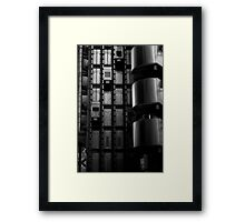 Richard Roger's Lloyd's Building ~ London Framed Print
