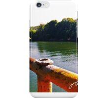 France - La Seine iPhone Case/Skin