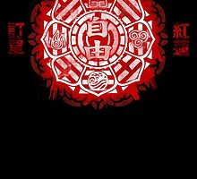 Order of the Red Lotus by beanzomatic