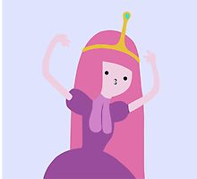Princess Bubblegum by kmtnewsman