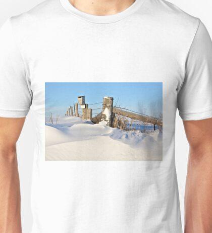 Corner Posts Unisex T-Shirt