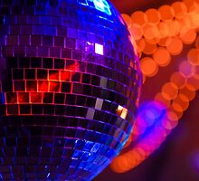Party Disco Ball by Reese Ferrier