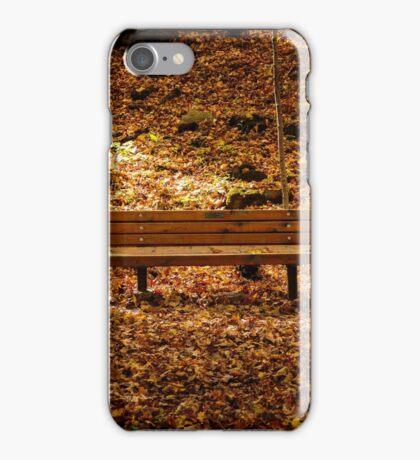 The Unbearable lightness of solitude iPhone Case/Skin