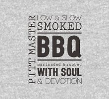 Deep South BBQ Womens Fitted T-Shirt