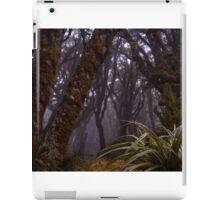New Zealand, Routeburn Track iPad Case/Skin
