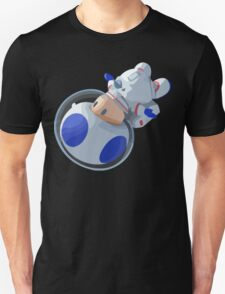 Toad In Space Unisex T-Shirt