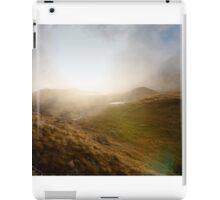 Routeburn Track, New Zealand iPad Case/Skin