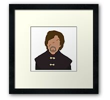 Tyrion Lannister - Game Of Thrones Framed Print