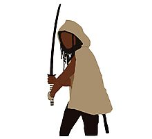 Michonne - The Walking Dead Photographic Print
