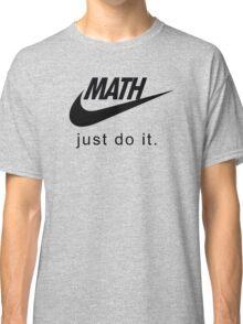 Math Classic T-Shirt