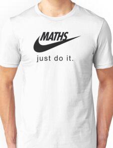 Maths Unisex T-Shirt
