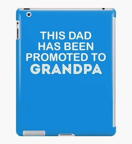 To Grandpa Cute New Baby  iPad Case/Skin