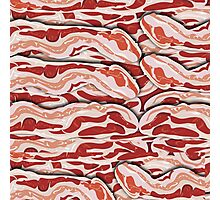 For The Love of Bacon Photographic Print