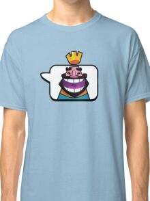 Clash Royale Laugh Emoji Classic T-Shirt