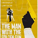 THE MAN WITH THE GOLDEN GUN by AlainB68
