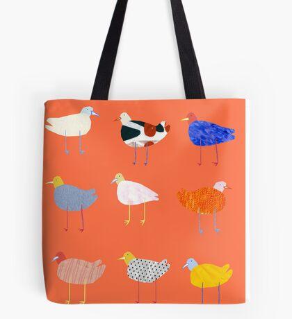 You Funky Bird Tote Bag