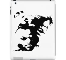 Ink stain Crazy iPad Case/Skin