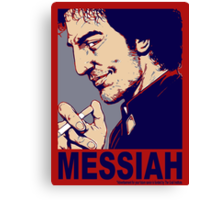 Your Messiah Canvas Print