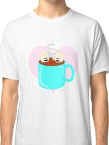 Hot Cocoa Love Classic T-Shirt