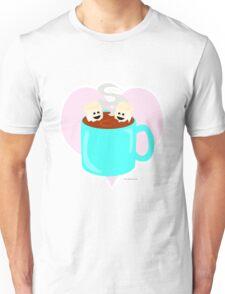 Hot Cocoa Love Unisex T-Shirt
