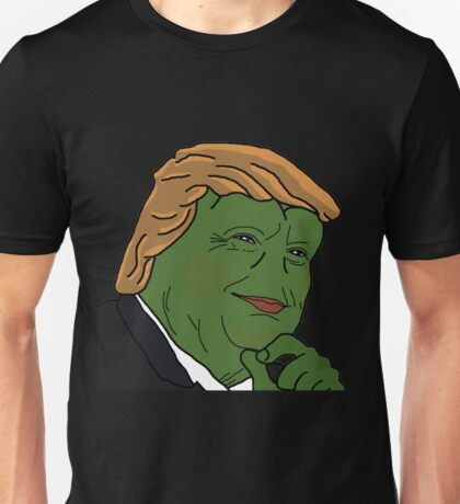 Pepe Trump Unisex T-Shirt