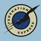 Federation Express by Michael Bourgeois