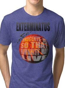 Exterminatus Full Tri-blend T-Shirt
