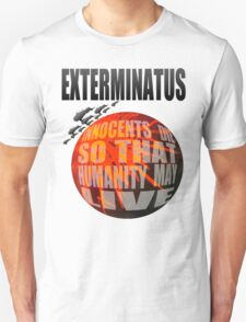 Exterminatus Full Unisex T-Shirt